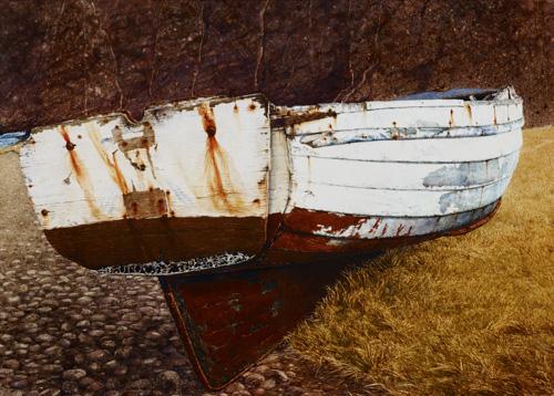 Below the Cliffs by John G Crawford