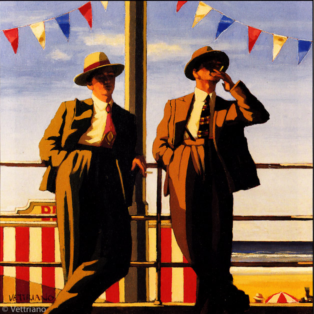 Remembered Summers: Jack Vettriano - Summers Remembered - 1994