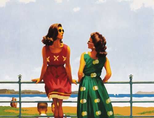 Jack Vettriano Exhibition – A Date with Fate -1993