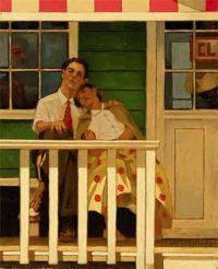The Innocents by Jack Vettriano