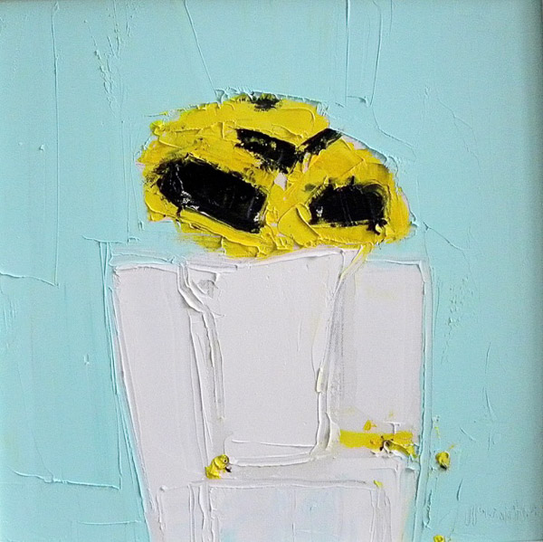 Alison McWhirter Perched Sunflowers