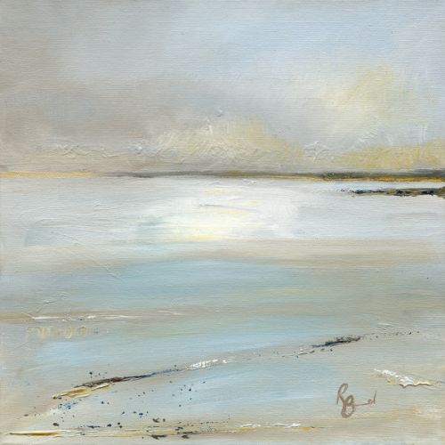Alnmouth Gold Horizon by Ruth Bond