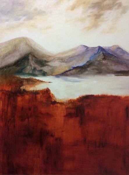 Blue Peak by Madeleine Gardiner