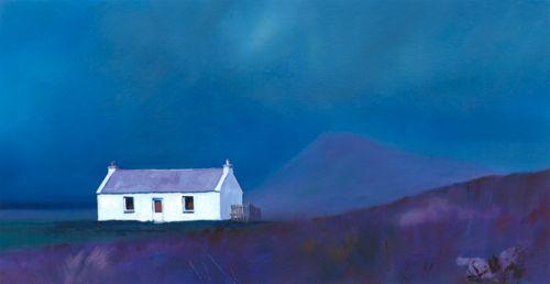 Croft Purple Shadows by Ruth Bond
