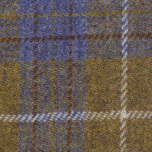 Croft Yellow Grasses Harris Tweed swatch