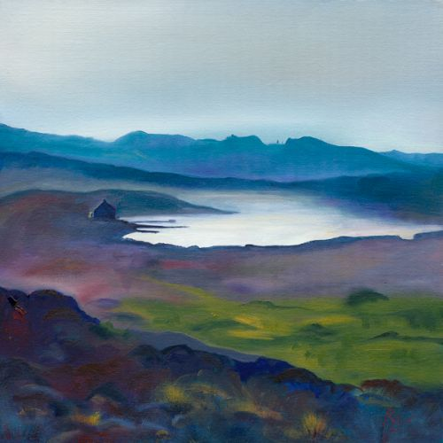 Deep Within the Misty Heath – Isle of Lewis by Ruth Bond