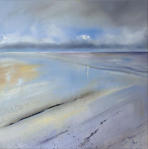 Drowned Sands Revealed, Alnmouth by Ruth Bond