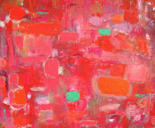 In Rose Petal Sunlight by Alison McWhirter