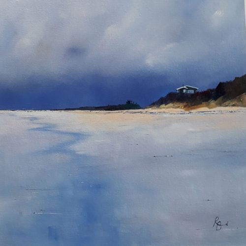 Low Newton Cloud Reflections by Ruth Bond