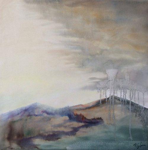 Rainstorm by Madeleine Gardiner