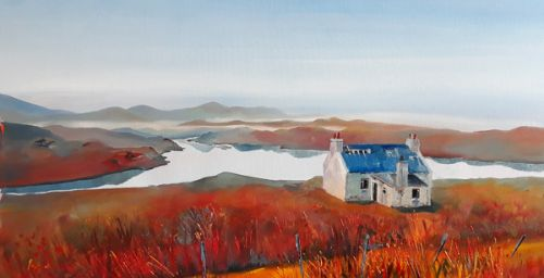 Rooms with a View - Isle of Lewis by Ruth Bond
