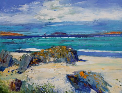 Jolomo Exhibition – The Isles of the Hebrides – 1st May – 20th June