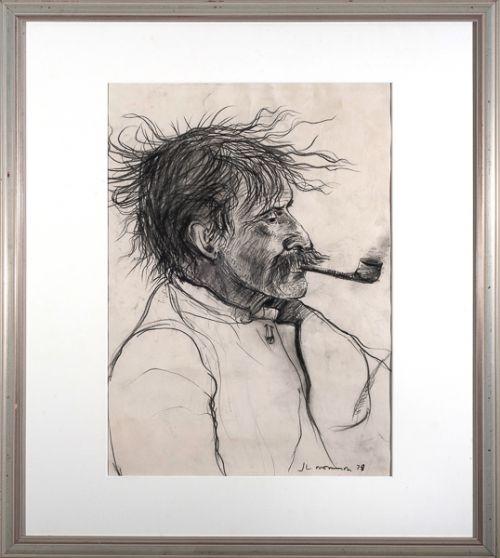Tinker Townsley by Jolomo framed